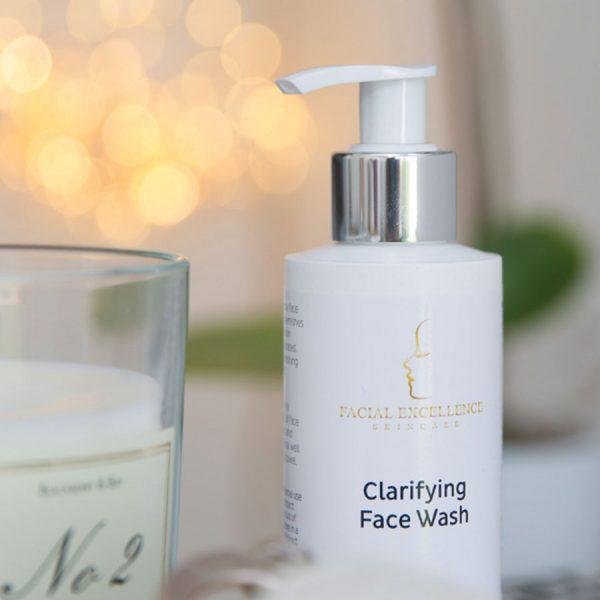 Facial Excellence Clarifying Face Wash