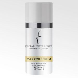 Facial Excellence Max C20 Serum